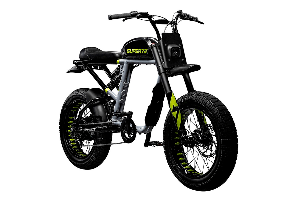 Bicicleta eléctrica Super73