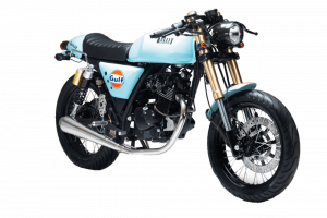 Motocicleta Bullit