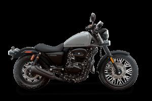 Motocicleta Motron
